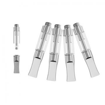 Wholesale 0.5/1.0 ml CBD oil 510 atomizer disposable glass cartridge vape pen